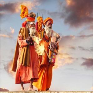 Hindu Sanyasi
