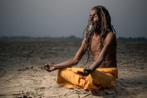 sadhu meditation