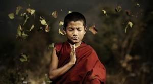 buddhist-child