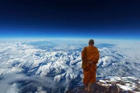 monk himalaya