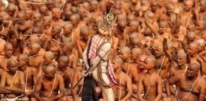 khumbha naga sadhu