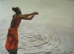 sadhu water