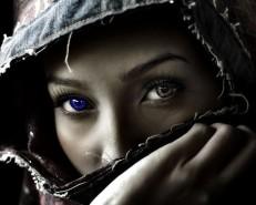 one eyed