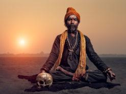 India - Varanasi - Aghori