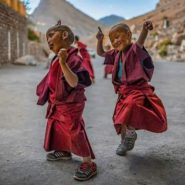 small-monk-dancing
